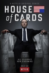 House of  Cards: Season 1 (Netflix) Movie Poster